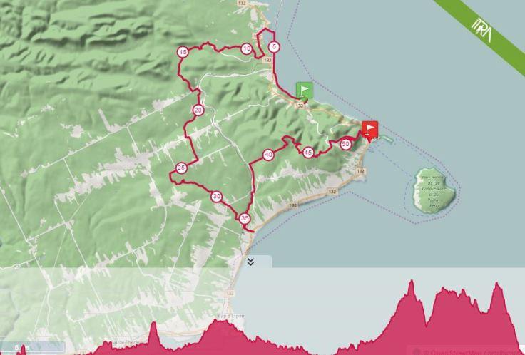 2017-06-19 23_17_47-Trace de trail _ Ultra-Trail® Gaspesia 100 2017 - 53 Km